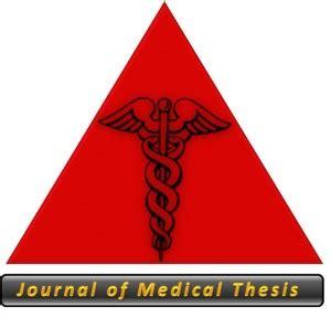 Thesis in paediatrics